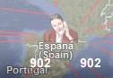 llamadas internacionales con 902